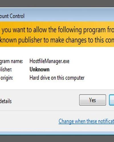 Windows 7 Üzerinde UAC Nedir ve Nasıl Kullanılır?