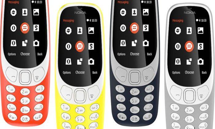 Yıllar Sonra Yenilenen Nokia 3310 Resmi Olarak Duyuruldu!