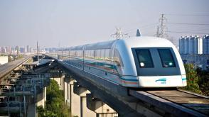 Çin'de saatte 430 km yapan Manyetik Levitasyon Trenle yolculuk yapmak