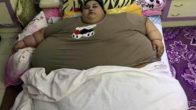 Dünyanın en kilolu kadını mide ameliyatı oldu ve yaşamını yitirdi!