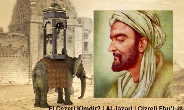 El Cezeri Kimdir? Cizreli Ebu'l-iz | Hayatı ve Biyografisi | Algoritmanın Babası