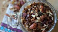 Evde kahvaltılık granola nasıl yapılır?