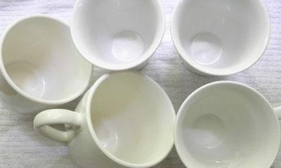 Fincan yada kupalardaki lekeleri nasıl çıkartabiliriz?