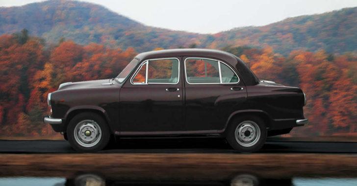 Hintli efsane otomobil Ambassador'u Peugeot satın aldı!