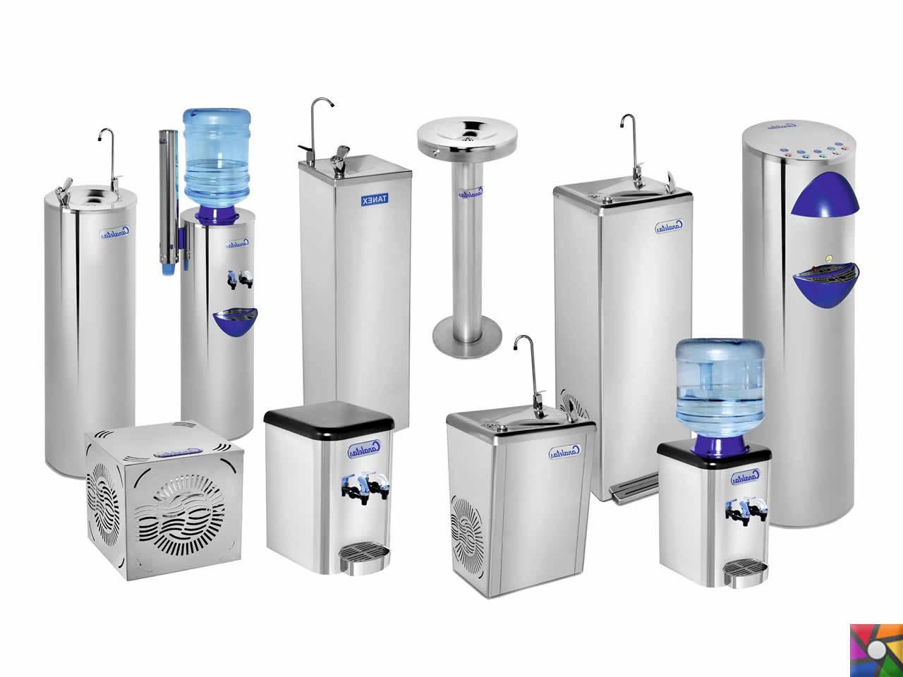 Evde Su Sebili Nasıl Temizlenir