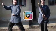 94 yaşındaki Kung Fu yapan Çinli nine hayata meydan okuyor!