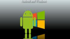 Android, Windows'u Geçmek Üzere!