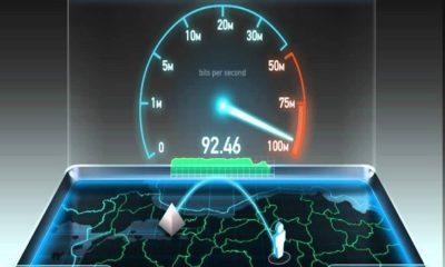Dünya Üzerinde İnternet Hızlanıyor!
