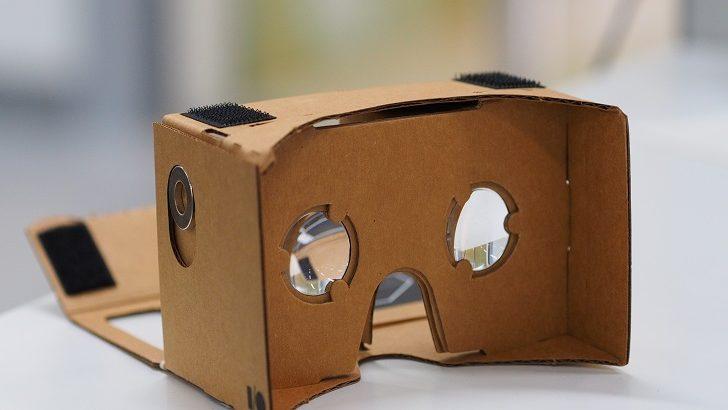 Google Cardboard VR Ne Kadar Sattı?