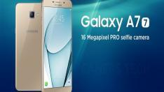 Samsung Galaxy A7 Modeli İndirime Girdi!