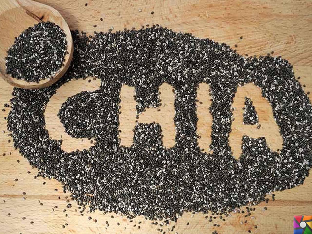 Chia Tohumu nedir Zayıflatır mı