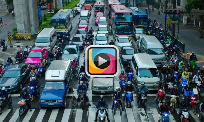 Dünyanın en kötü trafiği olan şehir İstanbul mu?