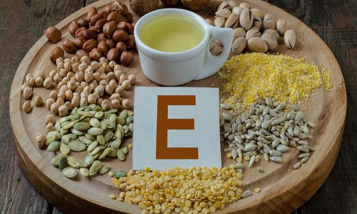 E Vitamini hangi gıdalarda bulunur? Doğal Kaynakları nelerdir?