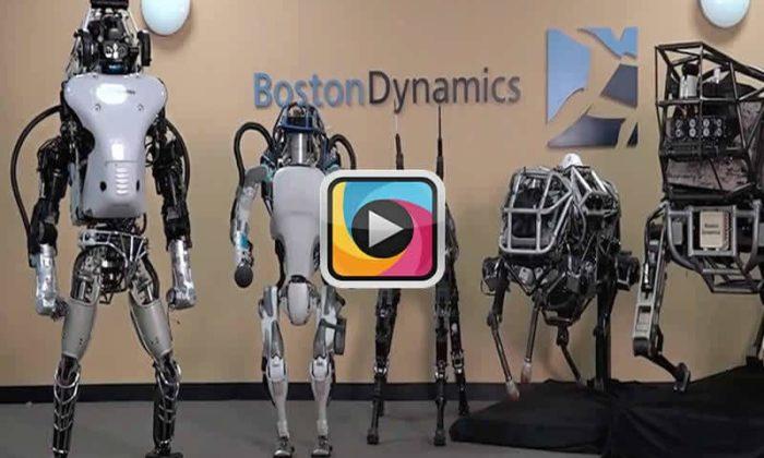Google'ın yeni robotunun hareket kabiliyetini görünce çok şaşıracaksınız!