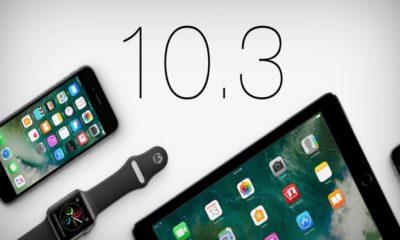 iOS 10.3 Güncellemesi Yayınlandı, Yeni Özellikler Nelerdir?