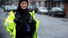 İskoçya'da Kadın Polislerin başörtüsü takması artık serbest!
