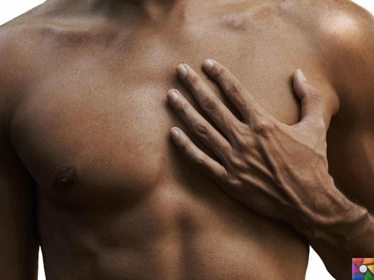 Göğüste ağrı - bir belirtisi, nedenleri farklı
