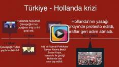 Türkiye ile Hollanda arasındaki krizi anlatan 90 saniyelik video