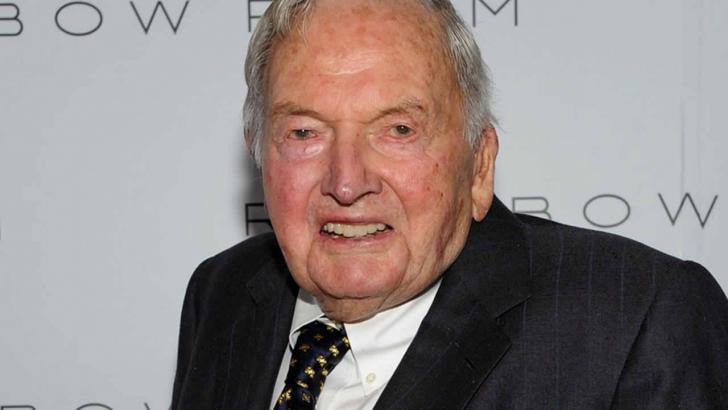 Ünlü milyarder David Rockefeller kalp yetmezliğinden öldü