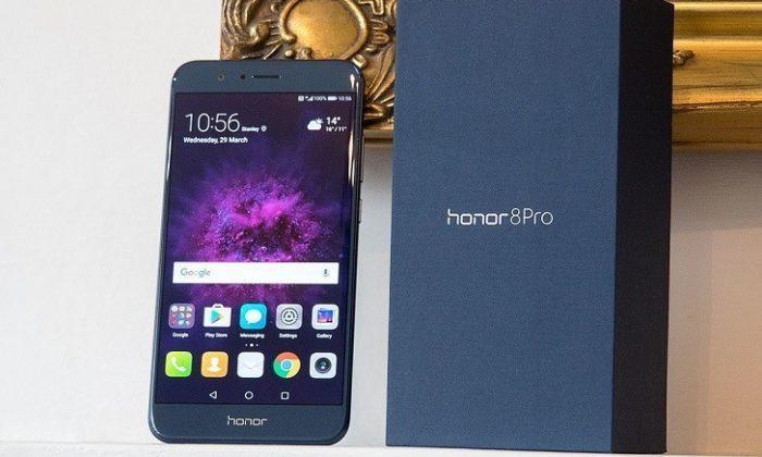 Kirin 960 işlemcili Honor 8 Pro akıllı telefonun özellikleri nelerdir?