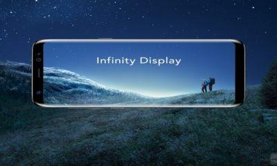 Samsung, Bu Sefer De Dört Yanı Kavisli Ekran Yapmaya Hazırlanıyor!