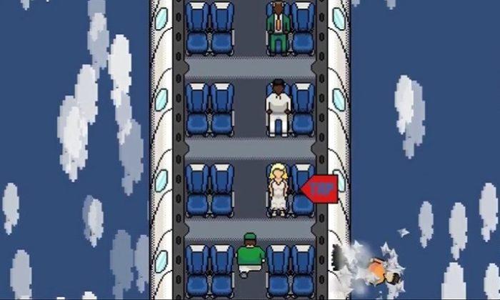 United Airlines, Bu Sefer De Mobil Oyun Olarak Karşımızda!