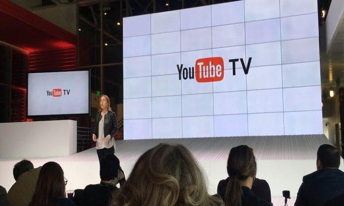 Youtube TV Hizmet Vermeye Başladı!