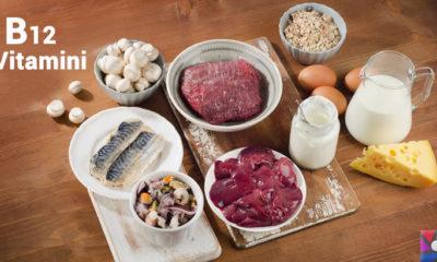 B12 Vitamini Nedir? Hangi besinlerde bulunur? Faydaları ve Zararları