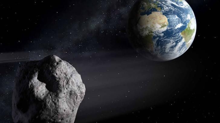 NASA, Dev göktaşının dünyanın çok yakınından geçeceğini açıkladı!
