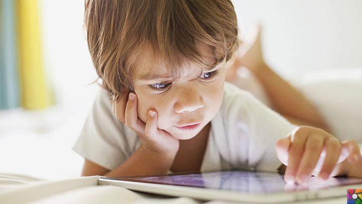 Tablet ve Akıllı Telefon kullanan çocuklarda uyku bozukluğu başlıyor!