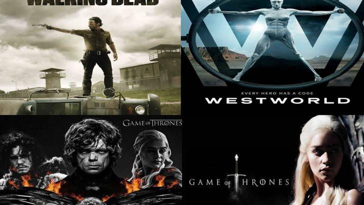 Westworld, Game of Thrones ve Walking Dead dizilerinin 2017 yeni sezonu