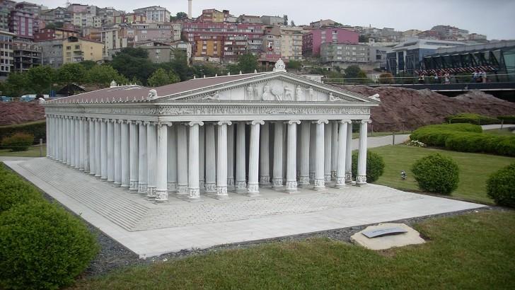 Dünyanın Yedi Harikası Nelerdir? | Artemis Tapınağı