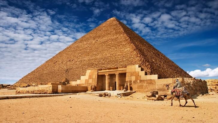 Dünyanın Yedi Harikası Nelerdir? | Keops (Mısır) Piramitleri