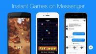Facebook Messenger Uygulaması, Anlık Oyunlar Özelliğini Aktif Etti!