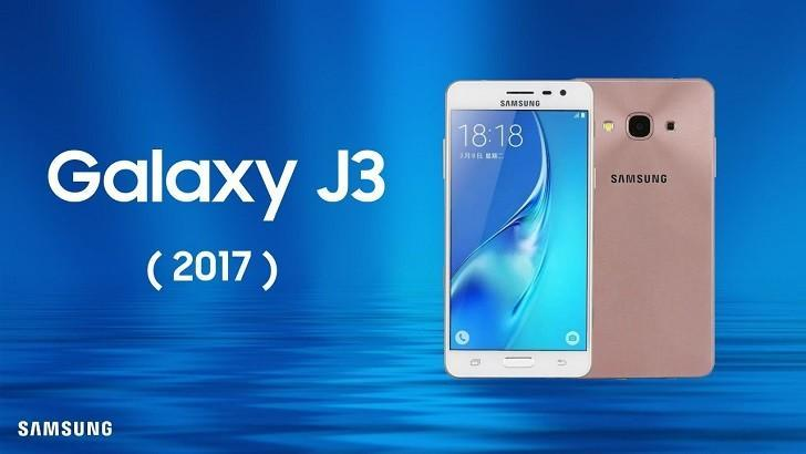 Samsung Galaxy J3 Modelinin 2017 Versiyonunun Fiyatı Belli Oldu!