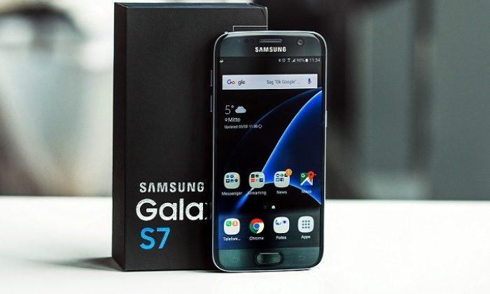 Samsung'un En Çok Kullanılan Modeli, Galaxy S7 Oldu!