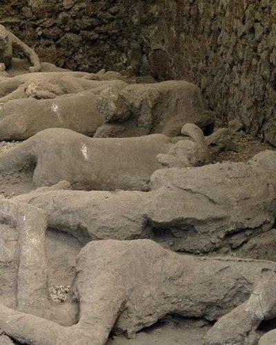 Tarihteki Taş Kesilmiş Olan Pompei Şehri Nerededir? Hikayesi Nedir?