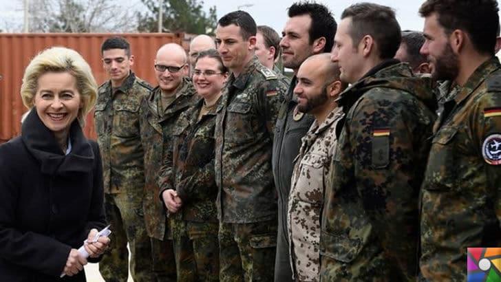 Son 12 ayda Almanya ile yaşadığımız siyasi krizlerin sebepleri nelerdir? | Alman vekil incirlik üssündeki Alman askerlerini ziyaret ediyor