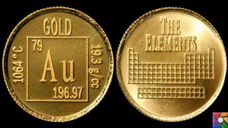 Altın diğer madenlerden neden daha değerli?