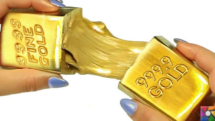 Altın diğer madenlerden neden daha değerli? | Altın yumuşak bir maden