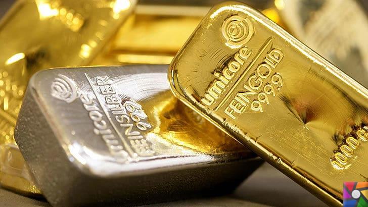 Altın diğer madenlerden neden daha değerli? | Sadece Altın ve Gümüş külçelerine rastlarsınız