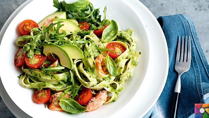 Avokado nedir? Avokadonun Faydaları Nelerdir? Nasıl Kullanılır? | Avokado parçalı salatalar