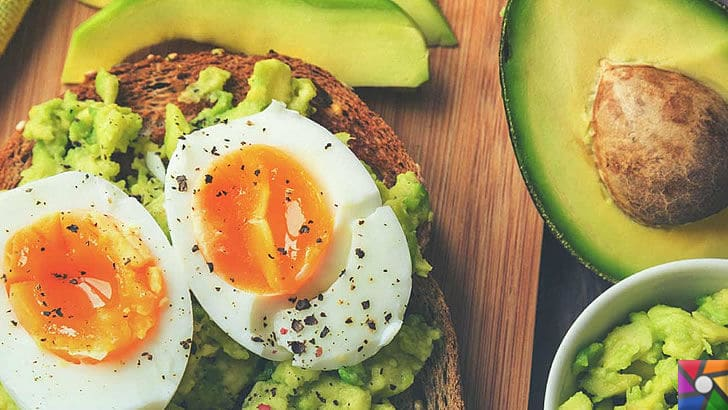 Avokado nedir? Avokadonun Faydaları Nelerdir? Nasıl Kullanılır? | Avokado yumurtalı sandviçle çok lezzetli
