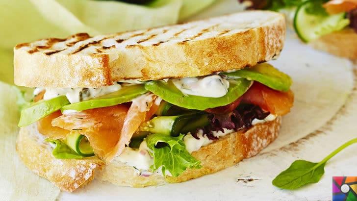 Avokado nedir? Avokadonun Faydaları Nelerdir? Nasıl Kullanılır? | Avokado dilimli sandviç
