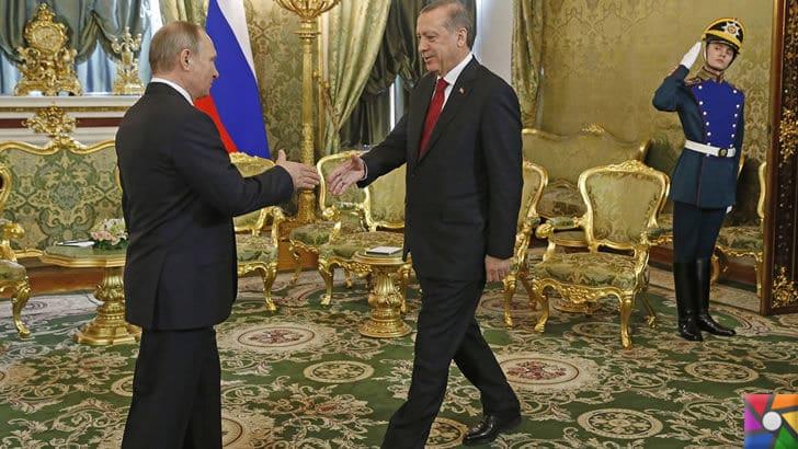 Erdoğan ve Putin 3 Mayıs'ta Soçi'de gerçekleşen zirvede bir araya geldi ama domates krizi çözülemedi
