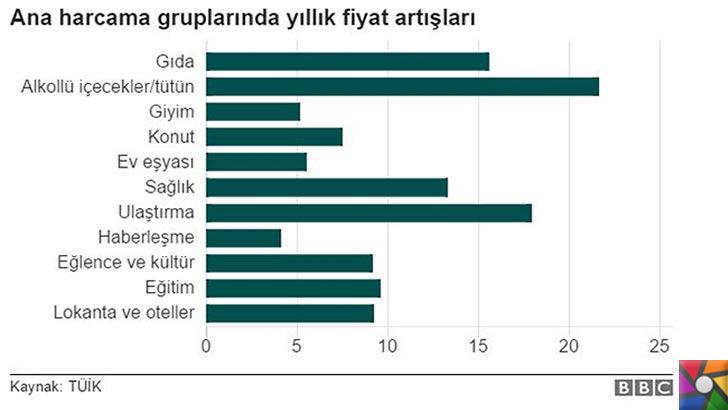Dünya genelinde değişmeyen gıda fiyatları Türkiye'de neden yükseliyor? | TÜİK tüketim gruplarındaki artışı belirledi