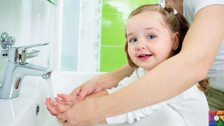 Eller nasıl doğru yıkanır? Eller neden yıkanır? El temizliği nasıl yapılmalı? | Çocuklarda el yıkama alışkanlığı kesinlikle kazandırılmalı