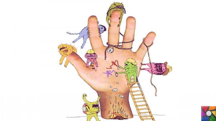 Eller nasıl doğru yıkanır? Eller neden yıkanır? El temizliği nasıl yapılmalı? | Temsili bakterilerin el işgali