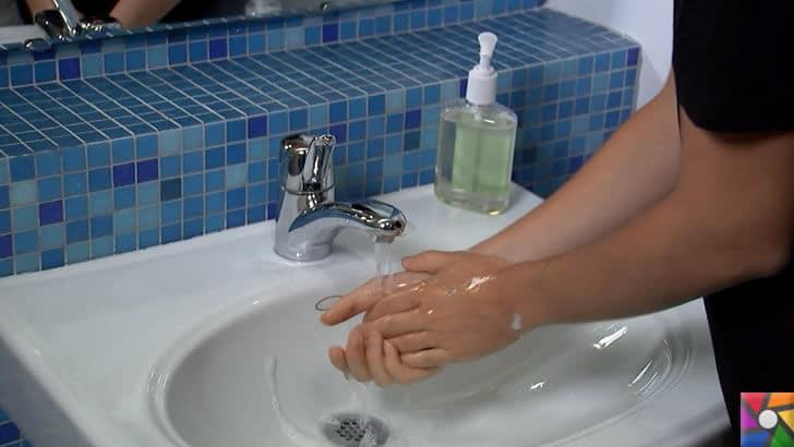 Eller nasıl doğru yıkanır? Yıkanan eller neden kurutulmalı? | Sıvı sabunların abartılacak kadar etkisi yok