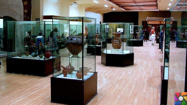 Gangra (Çankırı) Antik Kenti nerede? Tarihçesi ve Kalıntıları | Gangra buluntuları Çankırı Müzesinde sergileniyor
